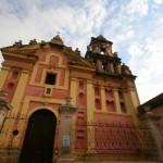 El Monasterio de las Carmelitas Descalzas, en la ciudad de Córdoba