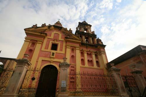 Iglesia de Santa Teresa en Cordoba