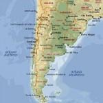 Ciudades de Argentina, geografía política