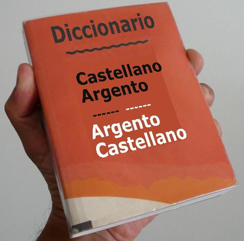 Diccionario castellano argentino