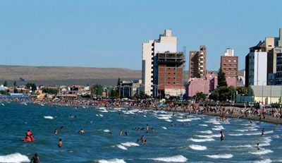Puerto Madryn, ciudad de ballenas