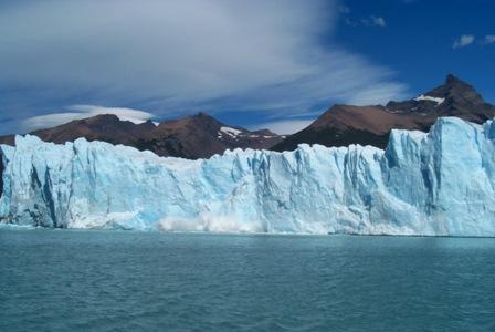 Glaciares en Argentina