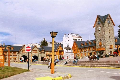 San Carlos de Bariloche, al pie de los Andes