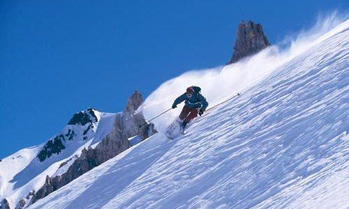 Valle de las Leñas, Mendoza, turismo en invierno