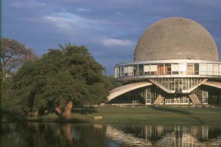Planetario de Buenos Aires Galileo Galilei.