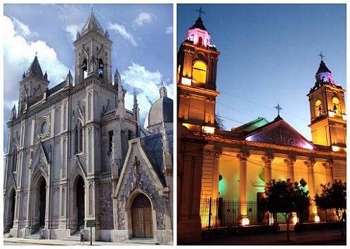 Santiago del Estero, lugares de interes