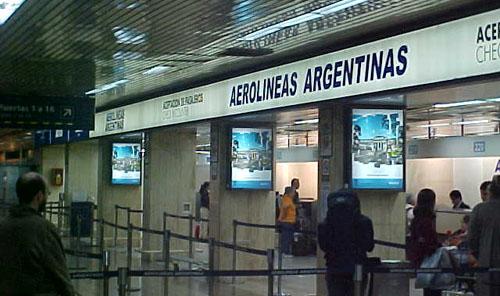 Vuelos En Argentina