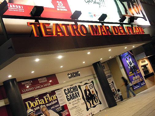 Teatro Mar del Plata