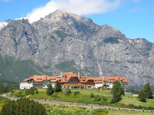 El hotel Llao Llao en Bariloche