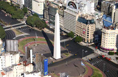 Orientarse en Buenos Aires