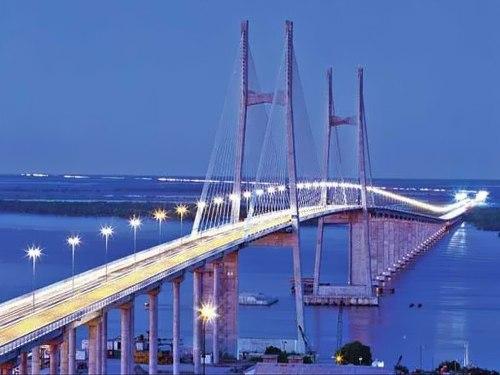 Puente en Rosario