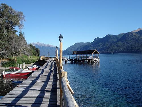 Buceando en Villa Traful, fascinante Patagonia