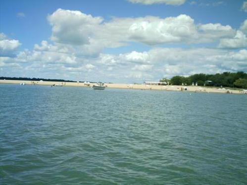 La Isla Cambacuá, en el río Uruguay