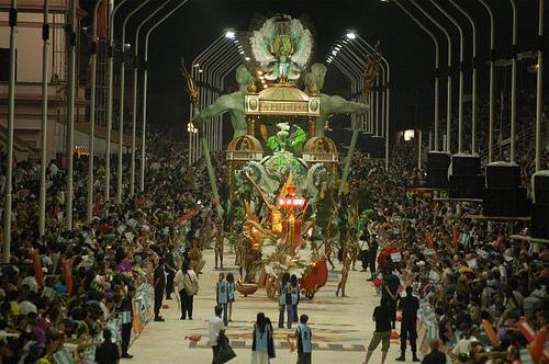Carnaval de Gualeguaychú, fiesta en Entre Ríos
