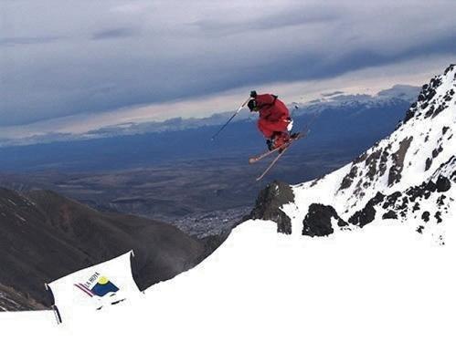 La Hoya, esquiar en familia