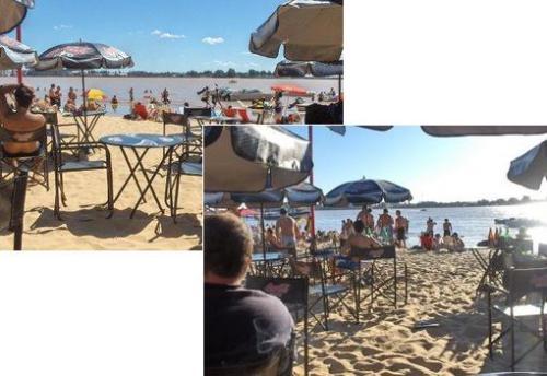 Mejores playas rosarinas, turismo en Santa Fe
