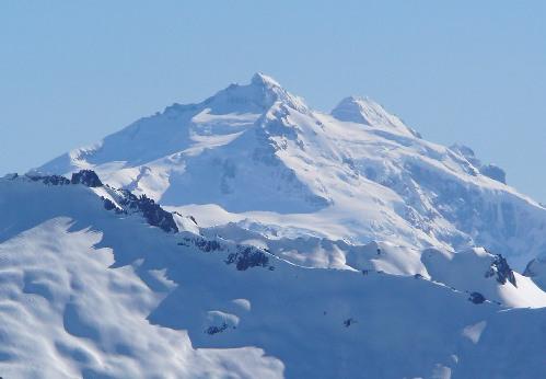 Esquiando en Cerro Catedral