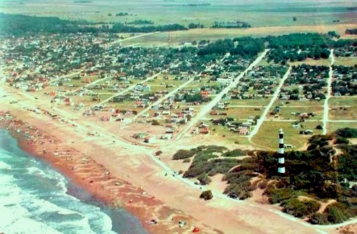 Claromecó, al sur de la costa atlántica