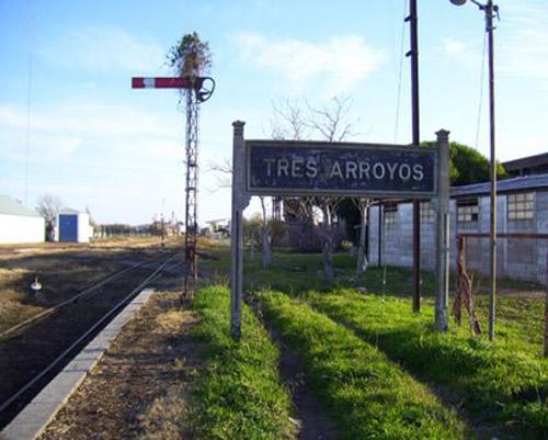 La tranquila ciudad de Tres Arroyos