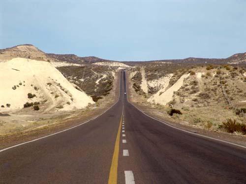 Carretera a la Patagonia