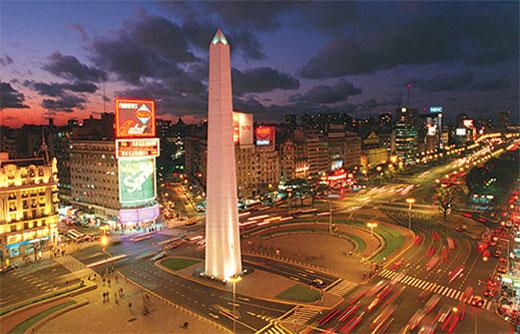 Buenos Aires, centro
