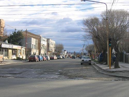 calle rio gallegos