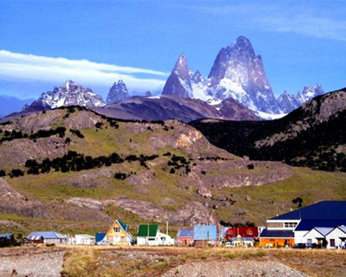 El Chaltén, de pueblo alpino a villa turística