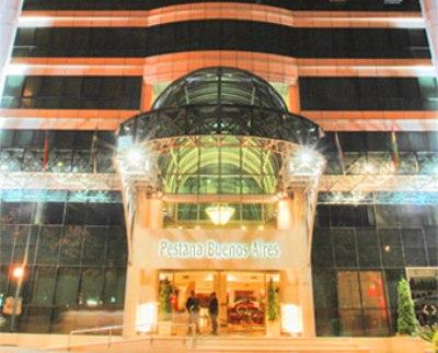 Hotel Pestana en Buenos Aires