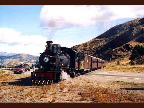 La Trochita, el antiguo tren de la Patagonia