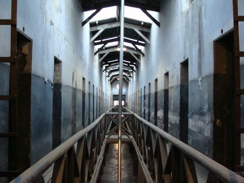 carcel fin del mundo en Ushuaia