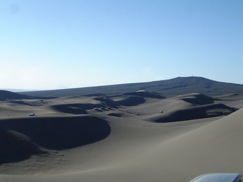dunas del nihuil