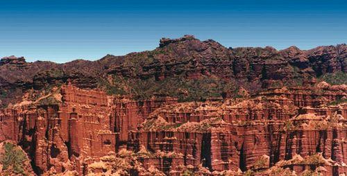San Luis y su Parque Nacional Las Quijadas