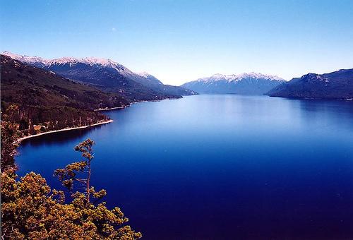 Bucear En Los Lagos De La Patagonia
