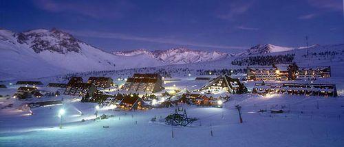 Temporada de esqui 2009, Cerro Castor