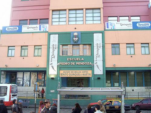 Museo Benito Quinquela Martin, barrio de La Boca