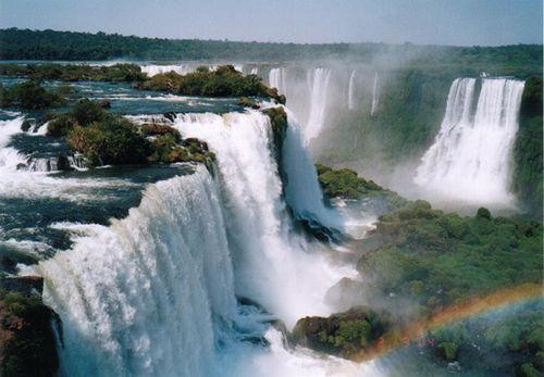 Cataratas del Iguazú: finalistas en las Nuevas 7 Maravillas del Mundo