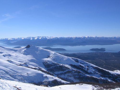 La temporada de esqui 2009 del Cerro Catedral
