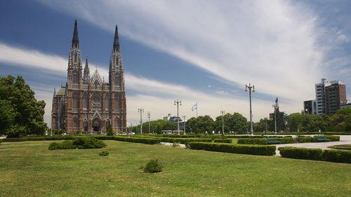 Circuito histórico en la ciudad de La Plata
