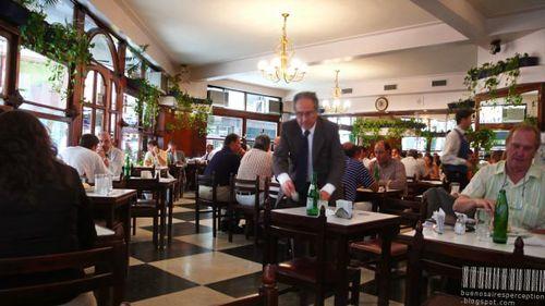 Buenos Aires y la cultura del café