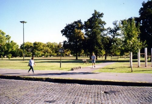 Parque Saavedra