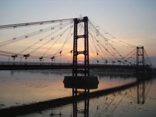 El Puente Colgante, un simbolo santafesino