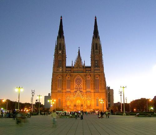 Aventuras De Misterio Catedral-la-plata