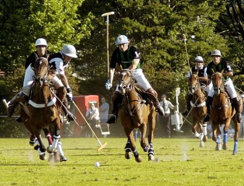 Retiro Polo Club, en Pilar