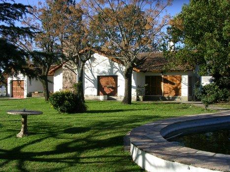 Complejos de cabañas Rosas del Pilar en Villa Rosa