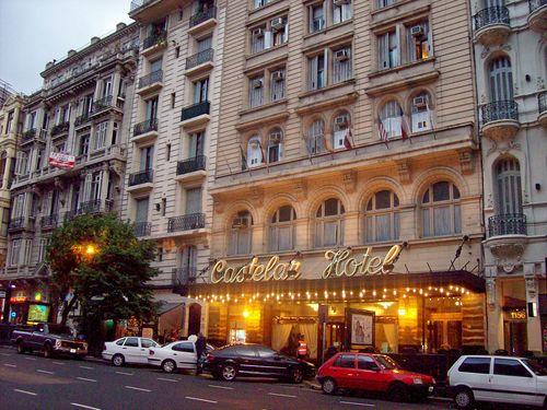 avenida de mayo hotel castelar