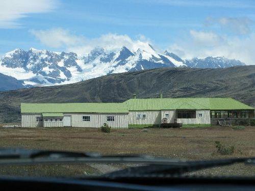 Estancia Cristina, un clásico del Parque Nacional Los Glaciares
