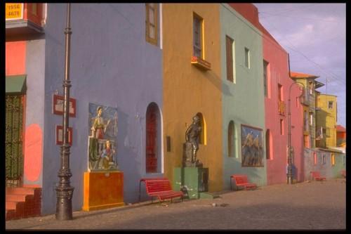 Caminito, la calle del tango