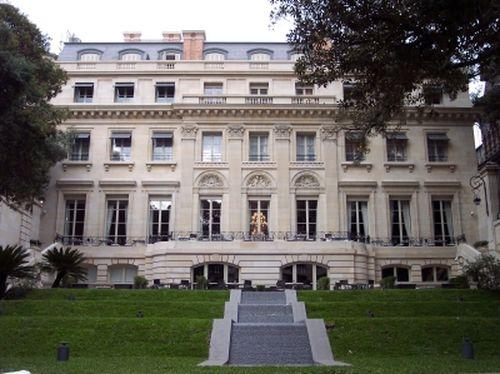 El mejor hotel de negocios del mundo, en Buenos Aires