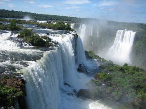 Viaje a Iguazú