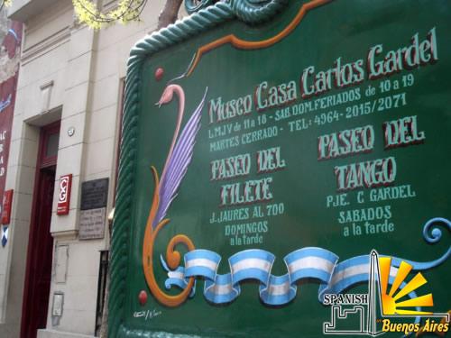 Museo Carlos Gardel, el tango íntimo